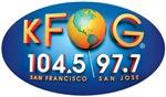 KFOG Logo
