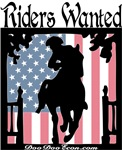 Tea Party Riders Wanted