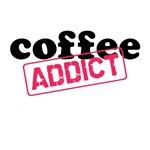 Coffee Addict Mugs, T-Shirts and Gifts!