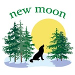 New Moon Wolf Howl T-Shirts and More!