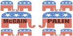 McCain Palin Pattern