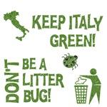 Italian Litterbug