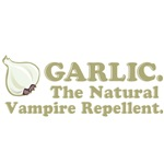 Garlic Vampire Repellent