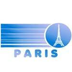 Paris Vintage T-Shirts