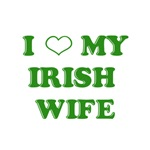 I Love My Irish Wife