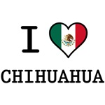 I Love Chihuahua T-Shirts