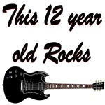 12 YEAR OLD ROCK N ROLL