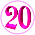  20TH BIRTHDAY