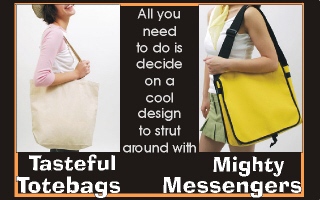 Cavalier King Charles Spaniel Tote Bags Messenger