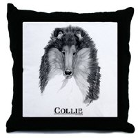 Collie Tile Boxes Coasters and Pillows