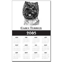 Awesome Cairn Terrier Calendars