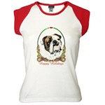 Bulldog Breed Holiday Shirts