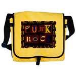 Punk Rock Design Tote Bags & Messenger Bags