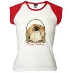 Pekingese Dog Holiday Shirts