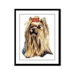 Yorkshire Terrier Yorkie Dog Head Study Designs