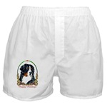 Bernese Mountain Dog Holiday Intimate Wear