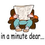 In A Minute Dear
