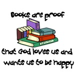 Books Are Proof