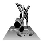Music Notes T-shirts and Gifts