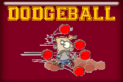 Dodgeball T-shirts and gifts.