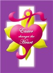 EASTER CHANGES THE HEART
