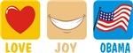 Love Joy Obama