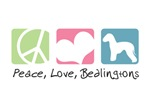 Peace, Love, Bedlingtons