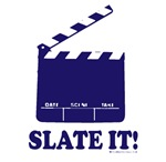 Slate It! Film Maker Gifts