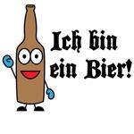 Ich Bin Ein Bier!
