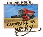 I Think Your Combine is Sexy
