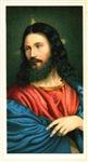Jesus Christ Iconic Painting