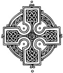 Celtic Circle Knotwork