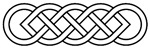 Basic Linear Knotwork Design