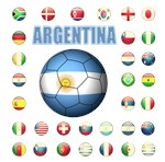 Argentina 6-1838