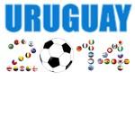 Uruguay 1-1632