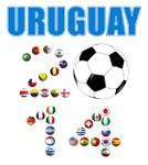 Uruguay 1-3457
