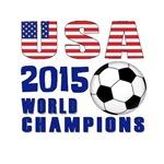 Women's Soccer Champions 2015 l
