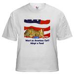 <b>American Cat T-Shirts & Products<b>