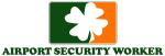 Irish AIRPORT SECURITY WORKER