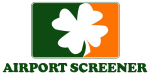Irish AIRPORT SCREENER