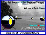 Eart Ball Home 4 All Earth Citizens 