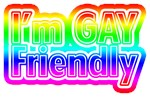I'm Gay Friendly