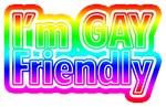 I'm Gay Friendly