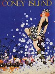 Coney Island, Vintage Poster