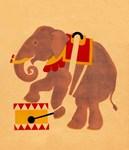 Elephant, Circus