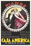 Piano, Circular
