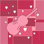 Violin Hearts
