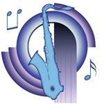 Saxophone Deco2
