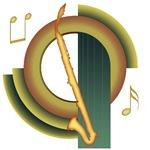 Alto Clarinet Deco