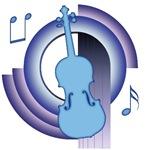Violin Deco2